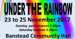 Musical Director for: Banstead and Nork Operatic Society - Under the Rainbow.